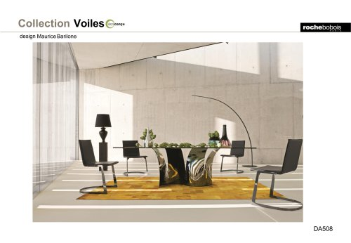 Collection Voiles