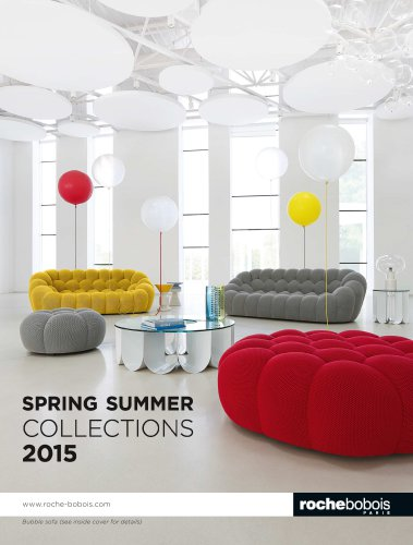 Spring summer collections 2015