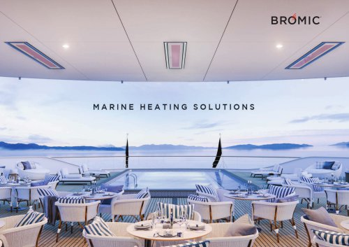 PLATINUM SMART-HEAT™ MARINE