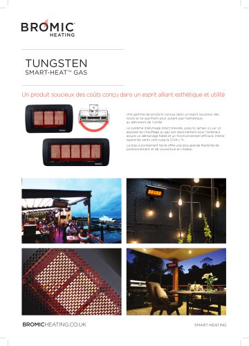 Tungsten Gas