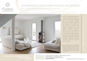 Collection Blancs - Janvier 2011