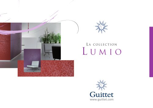 COLLECTION LUMIO
