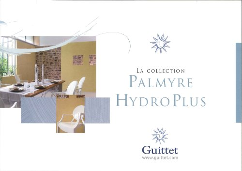 COLLECTION PALMYRE HYDROPLUS