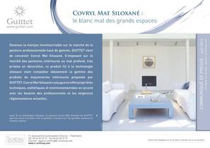 Covryl Mat Siloxané - Août 2012