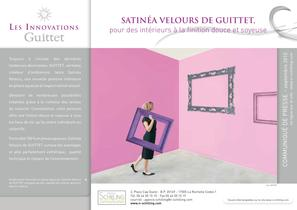 Satinéa Velours - Septembre 2010
