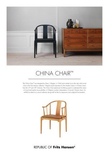 CHINA CHAIR™