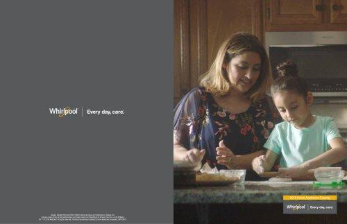 Whirlpool Brand Interactive Catalog