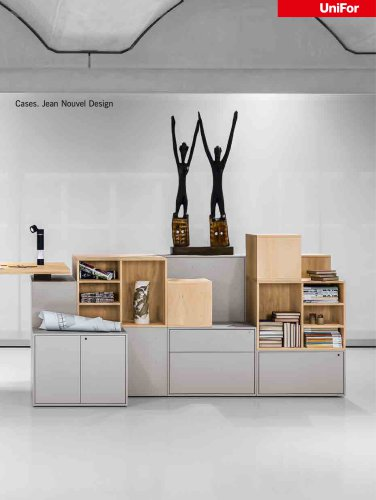 Cases. Jean Nouvel Design