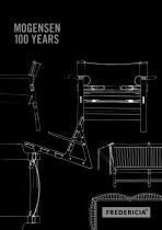 Anniversary Mogensen 100 years