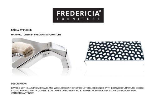 DEKKA by FurnID Technical Sheet