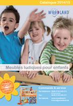 Catalogue meubles enfants 2015