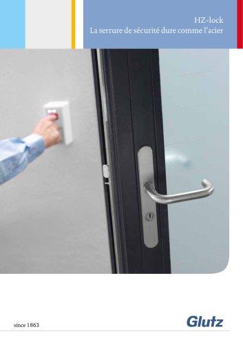 HZ-lock La serrure de sécurité dure comme l'acier