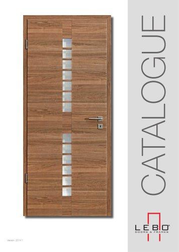 Catalogue doors version 2014.