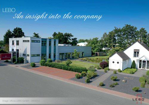 LEBO An insight into the company