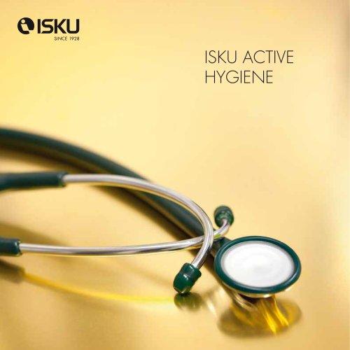 ISKU ACTIVE HYGIENE