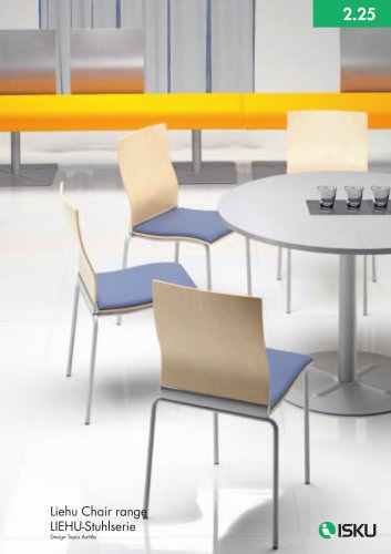 LIEHU chair range