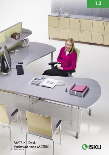 MATRIX I desk