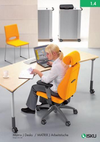 MATRIX J desks