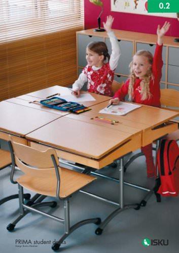 PRIMA student desks