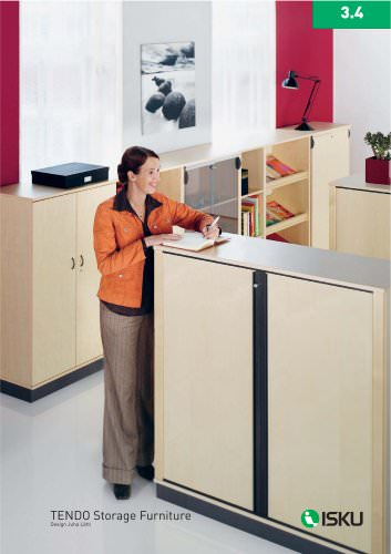TENDO storage furniture