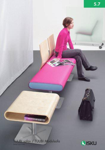 TUUBI sofas