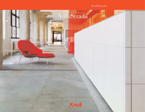 AutoStrada complete brochure