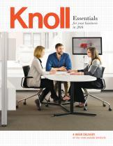 Knoll Essentials 2014