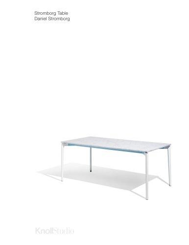 Stromborg Table