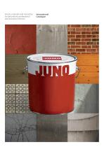 JUNO International Catalogue