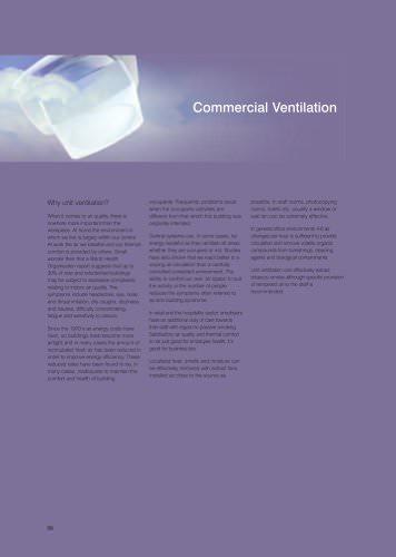 XP Commercial Ventilation