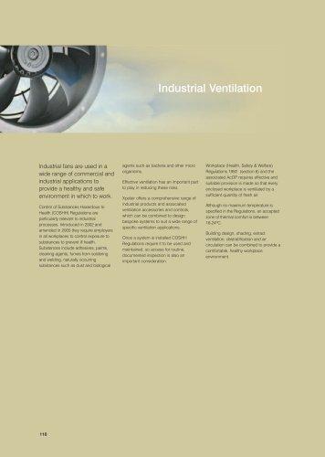 Xpelair Industrial Ventilation