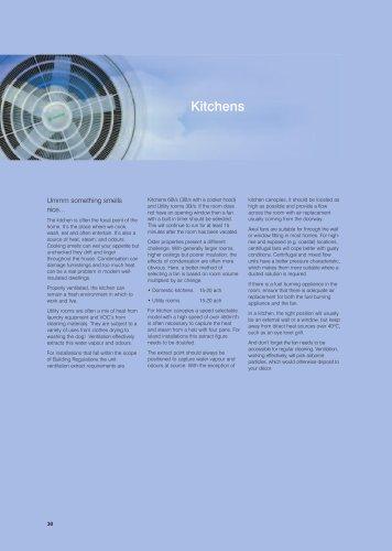 Xpelair Kitchens