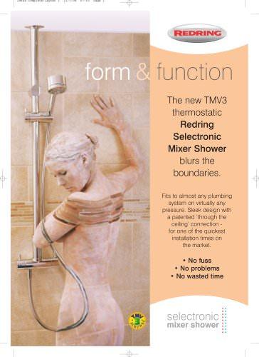 Redring Selectronic Mixer leaflet