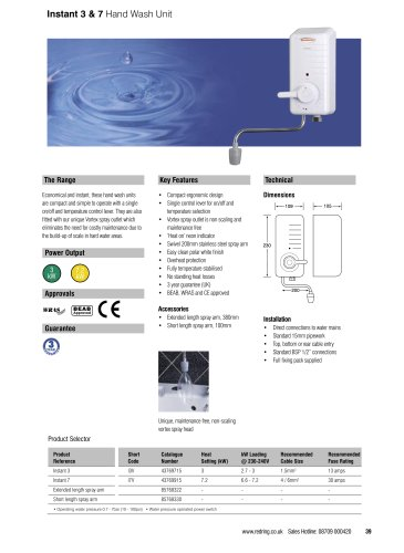 Washroom Solutions