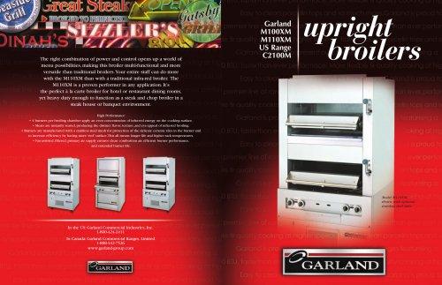 Gas Banquet Broiler
