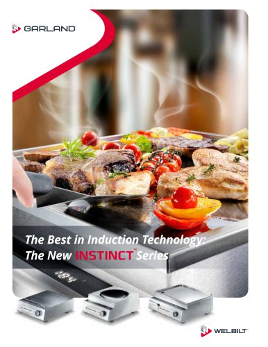 The Best in Induction Technology: The New Series