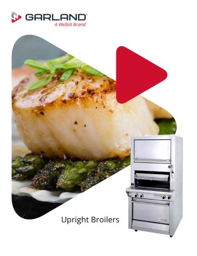 Upright Broilers