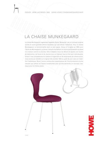 La chaise Munkegaard