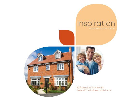 Inspiration update & add value - Refresh your home with beautiful windows and doors